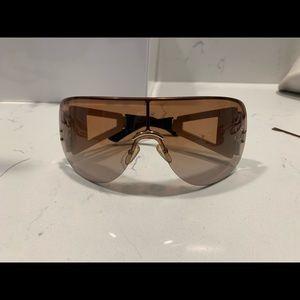 Dior shield sunglasses